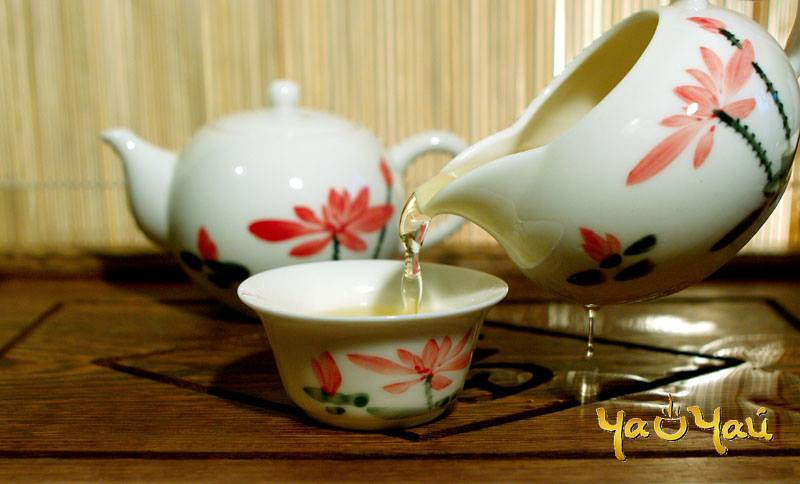 молочный чай для похудения