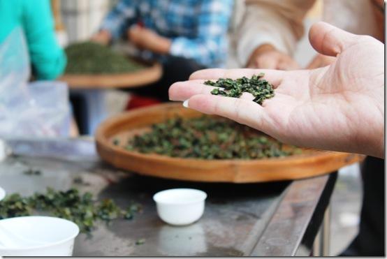Чай Те Гуань Инь нового урожая