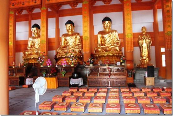 монастырь Тянь Синь
