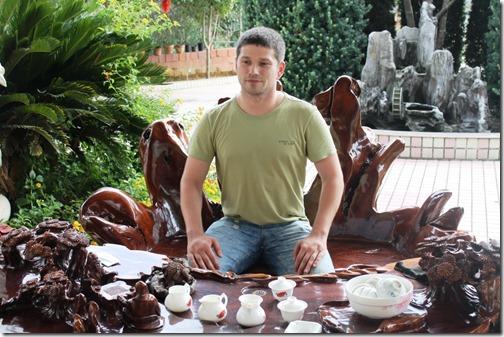китайский чай в Китае